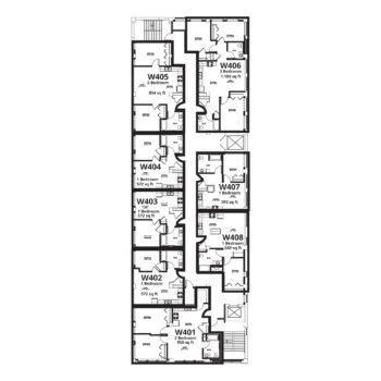 floor plans, 700 lofts, loft apartments in milwaukee