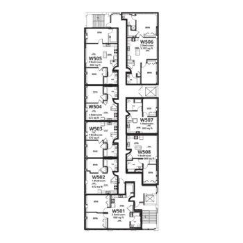 700 lofts, floor plans, apartments in milwaukee
